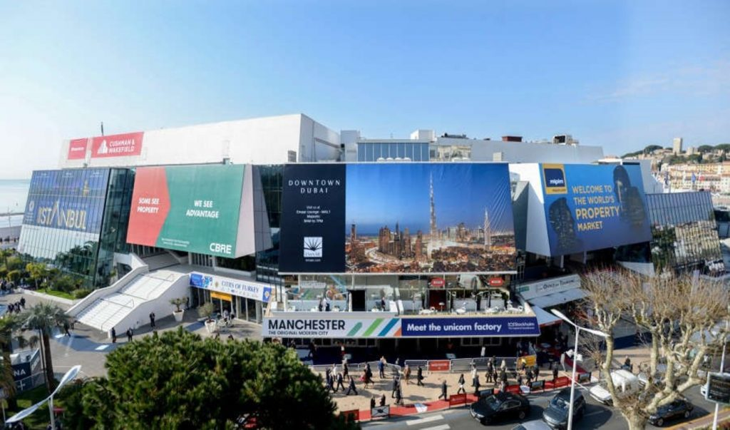 MIPIM 2016 - The real estate exhibition at Cannes