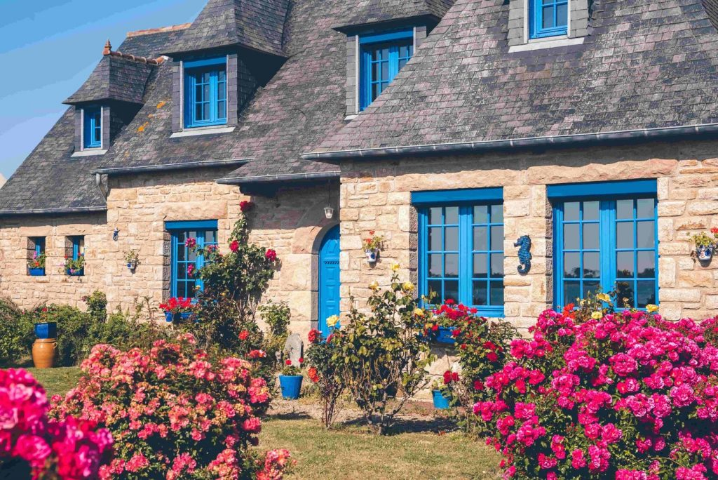 Successful seasonal rental of property in France for non-residents