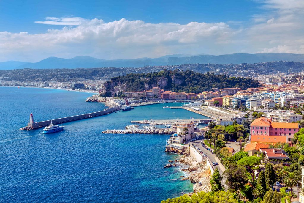 West Coast or French Riviera