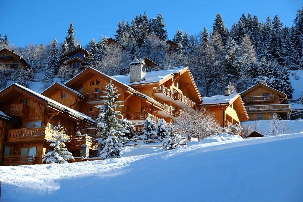 real estate in the alps